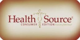 Health Source Consumer Edition, powered by EBSCOhost, logo