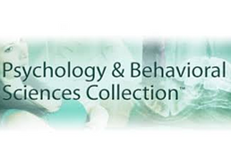 Psychology & Behavioral Science Collection database logo