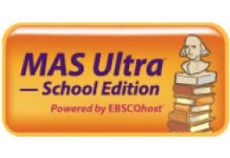MAS Ultra - School Edition powered by EBSCOhost logo