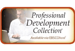 Professional Development Collection powered by EBSCOhost logo