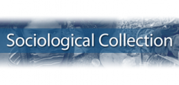 Sociological Collection, powered by EBSCOhost, database logo
