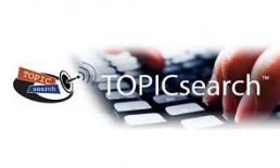TOPICsearch, powered by EBSCO, database logo